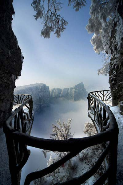 237581 611 تصاویر: رفتن بهاین کوهستان دلوجرأت میخواهد