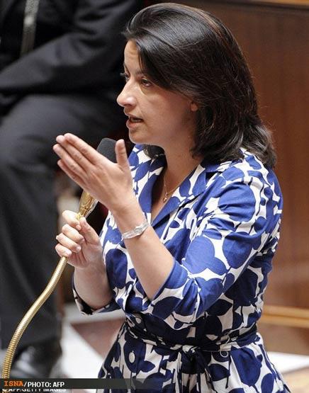 دردسر پیراهن گلدار برای خانم وزیر