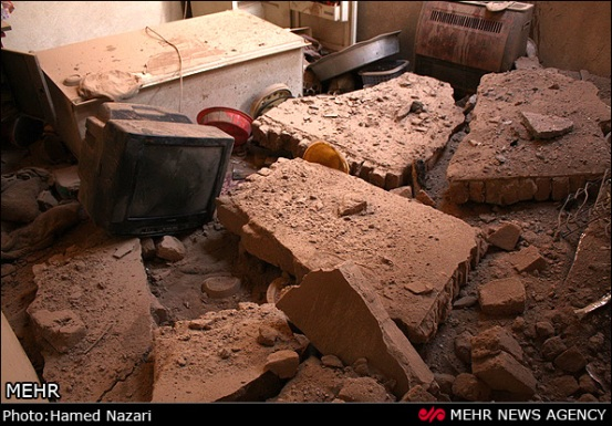 زلزله اهر