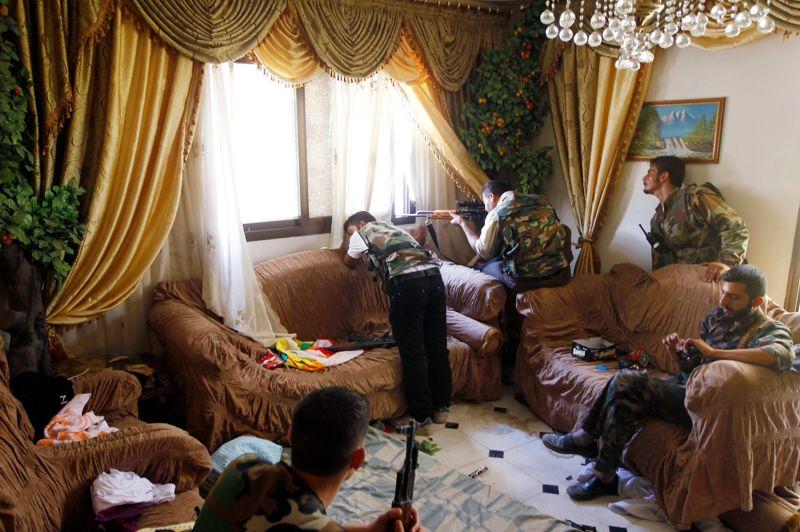 مخالفان بشار اسد