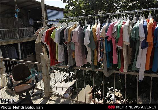 مرکز فروش لباس های تاناکورا