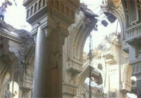219220 768 - آغاز تخریب آثار تاریخی مسجد الحرام + عکس