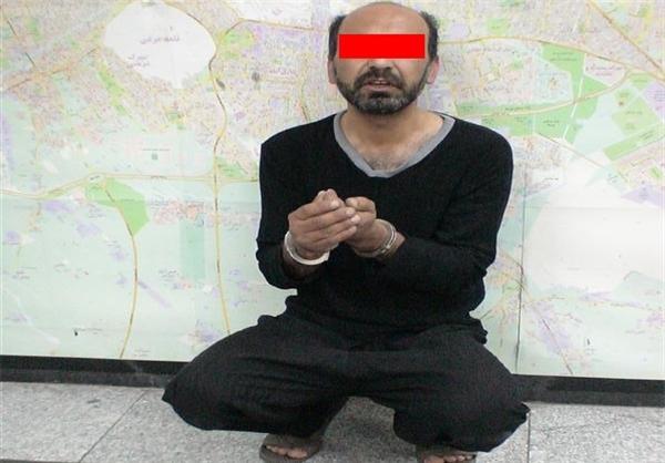 253158 599 - شکارچی زنان تهرانی دستگیر شد