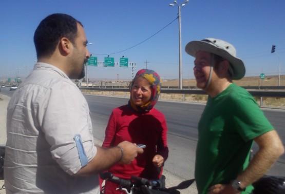 ایرانیان بسیار مهربانند ولی نه در رانندگی!