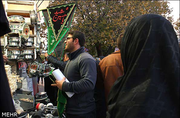 اعلام برنامه عزاداری هیأتها و مساجد تهران