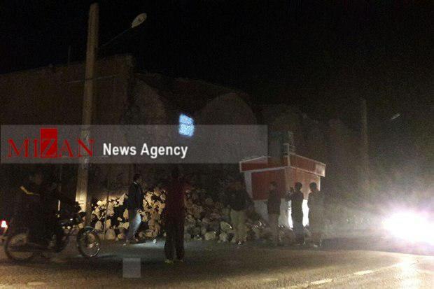 زلزله ۷.۲ ریشتری در عراق/ مردم تبریز، سنندج و کرمانشاه به خیابانها ریختند/ مرکز زلزله در خاک ایران بوده نه عراق/ دستور ویژه رئیس جمهور
