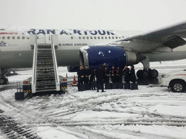 نتیجه تصویری برای فرودگاه مهرآباد + تابناک