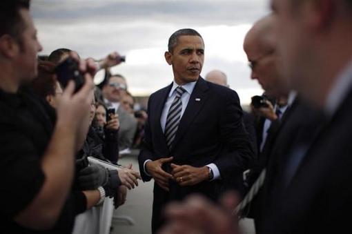 resized 152112 954 بادی گاردهای اوباما + عکس