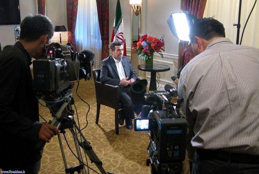 مصاحبه با شبکه (NHK) ژاپن