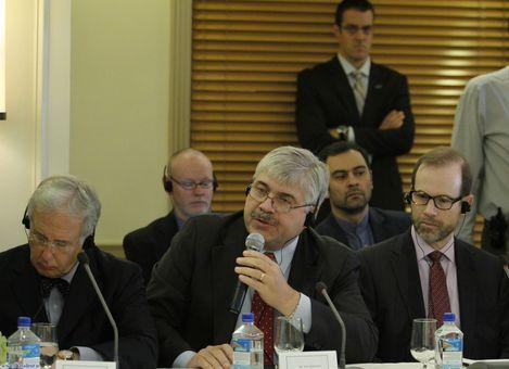 ديدار با مديران رسانههاي آمريکايي