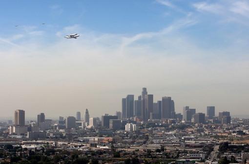 بخش مرکزی لس آنجلس (Reuters/David McNew)