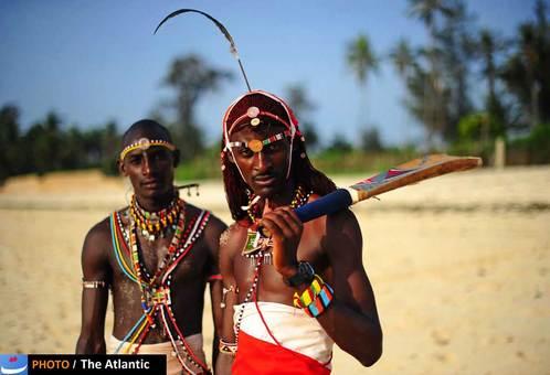 توسعه بازی کریکت در میان قبیله های ماسایی در کنیا، توسعه ورزش در میان این قبایل بخشی از برنامه های آگاهی بخشی کمیته مبارزه با ایدز در آفریقاست که به ترویج زندگی سالم در میان قبیله های مختلف می پردازد.