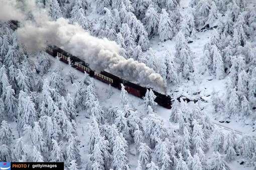 کوه های هارز، آلمان