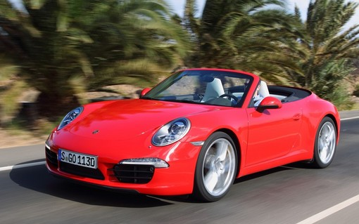 Porsche 911 Carrera Cabriolet/ قیمت 79947 یورو