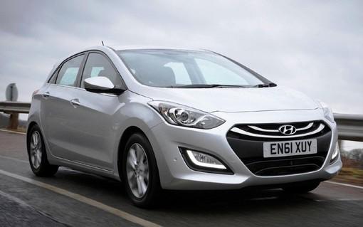 Hyundai i30/قیمت 14500یورو
