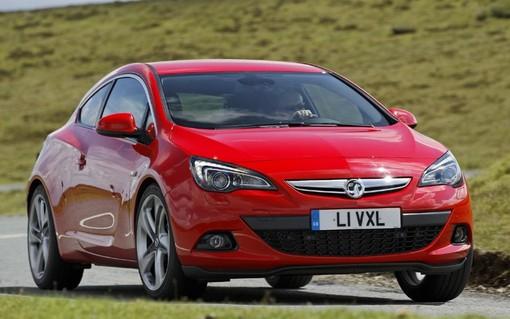 Vauxhall Astra GTC/قیمت 18495 یورو