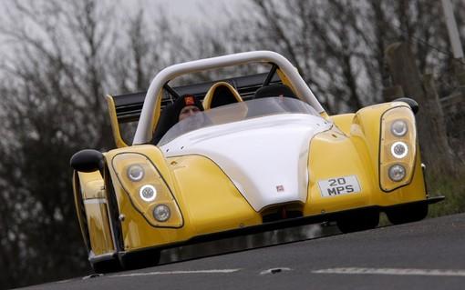 Radical SR3 SL / قیمت: بین 50000 تا 70000 یورو
