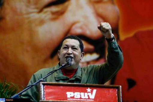 یکی دیگر از انتخاباتهای مهم در سال ۲۰۱۲، برگزاری انتخابات ریاستجمهوری ونزوئلا، یکی از کشورهای پرحاشیه آمریکای جنوبی بود که البته با پیروزی هوگو چاوز بر رقیب جوان خود «هنریکه کاپریلس» راستگرا همراه بود. چاوز که در روزهای آغازین ماه اکتبر به رغم بیماری خود توانست در انتخابات پیروز شود، در روزهای پایانی سال با وخامت حالش راهی کوبا شد تا خود را به دست پزشکان کوبایی سپارد.