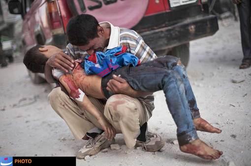 درگیری در سوریه بین نیروهای ارتش این کشور  و مخالفان بشار اسد، در زمستان ۲۰۱۲ وارد دومین سال خود شد. در این درگیری، هزاران نفر جان خود را از دست داده و صدها هزار نفر از این کشور گریختهاند.