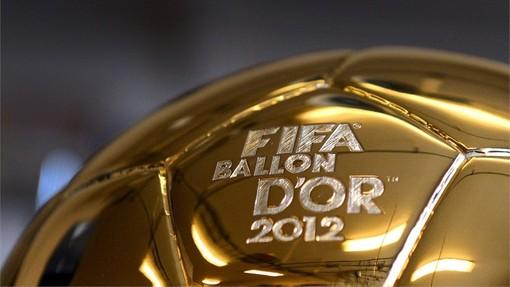 توپ طلای فوتبال