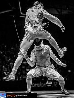 سرگی لنیتسکی یکی از عکاسان رقابت های المپیک امسال که در میان برگزیدگان وردپرس قرار گرفته است.