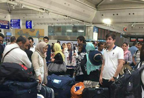 تردد موقت مسافران از پایانههای مرزی همجوار با کشور ترکیه در استان آذربایجان غربی برقرار شد.