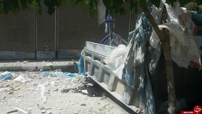 حوادث واقعی حوادث تهران تصادف وحشتناک تصادف در تهران اخبار تصادف آجودانیه